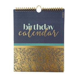 Birthday calendar snake