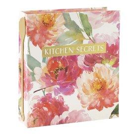 Recipe folder blossoms DIN A5
