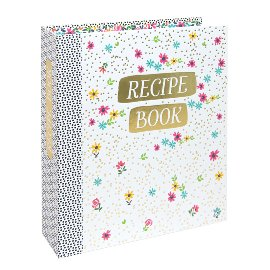 Rezeptordner Recipe Book DIN A5