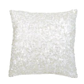 cushion/sequins/30x30cm