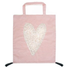 favourite bag/sequins/40x45cm