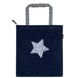favourite bag/velvet/zip/40x45cm