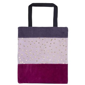 favourite bag/velvet/40x45cm