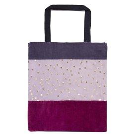 favourite bag/velvet/40x45cm