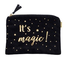 Kosmetiktasche Samt It's Magic
