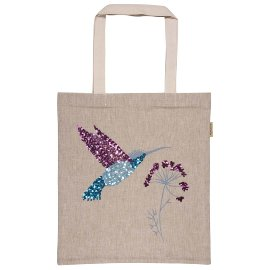 Shopper favourite bag hummingbird