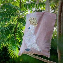 Shopper favourite bag cockatoo