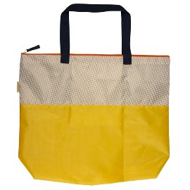 Maxi bag yellow