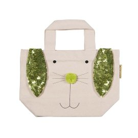 Rabbit bag easter green