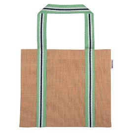 Shopper bag jute nature