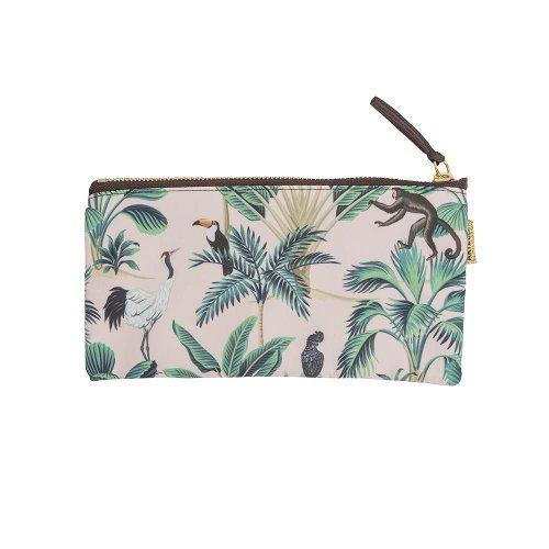 Pouch jungle couture
