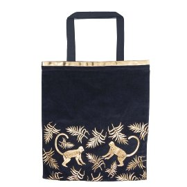 Shopper favourite bag velvet monkey