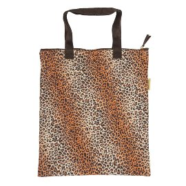 Shopper favourite bag leopard pattern