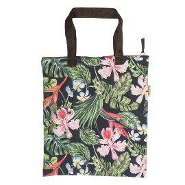 Shopper Lieblingstasche Orchideen