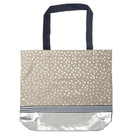 Shopper bag dots