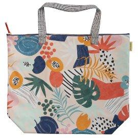 Strandtasche Blätter