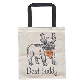 Shopper easybag french bulldog