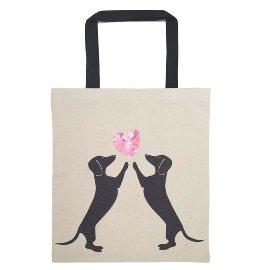 Shopper easybag dachshund