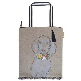 Shopper favourite bag Sequins Dog