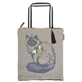 Shopper favourite bag Sequins Cat