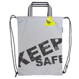 Reflektierender Rucksack Keep Safe