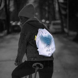 Reflektierender Rucksack Future