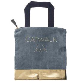 Mini bag catwalk