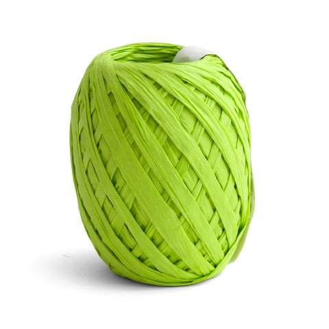 ribbon/crepe paper/45m/applegreen