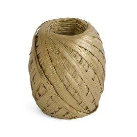 ribbon/crepe paper/45m/gold