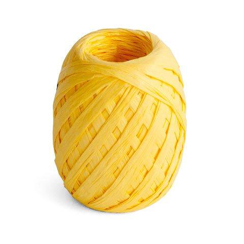 ribbon/crepe paper/45m/limon