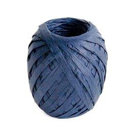 ribbon/crepe paper/45m/indigoblue