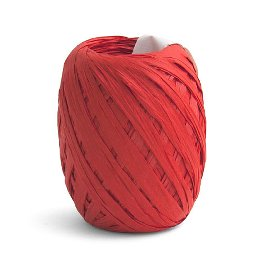 ribbon/crepe paper/45m/red