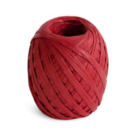 ribbon/crepe paper/45m/burgundy