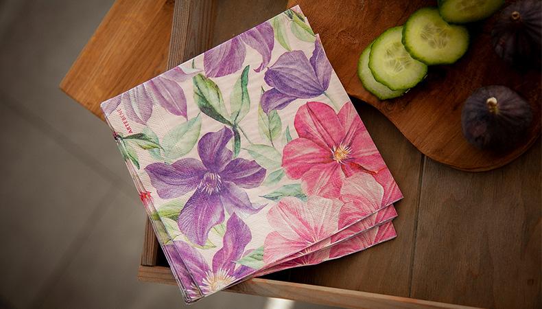 All napkins
