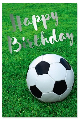 happy birthday fussball