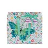**Tasche/22x18x11cm/Schmetterlinge