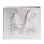 Tasche/32,5x38x11cm/Hochzeitskutsche