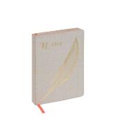 **Schreibbuch/DIN A6/Feder