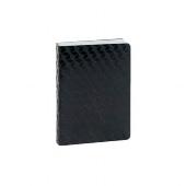 Schreibbuch/DIN A6/Muster/schwarz