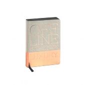 **Schreibbuch/DIN A6/offline is the new