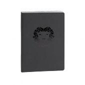 Schreibbuch/DIN A5/Löwe/schwarz