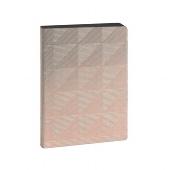 Schreibbuch/DIN A5/Muster/kupfer