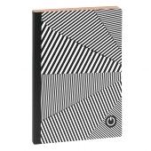 Schreibbuch/DIN A5/black & white